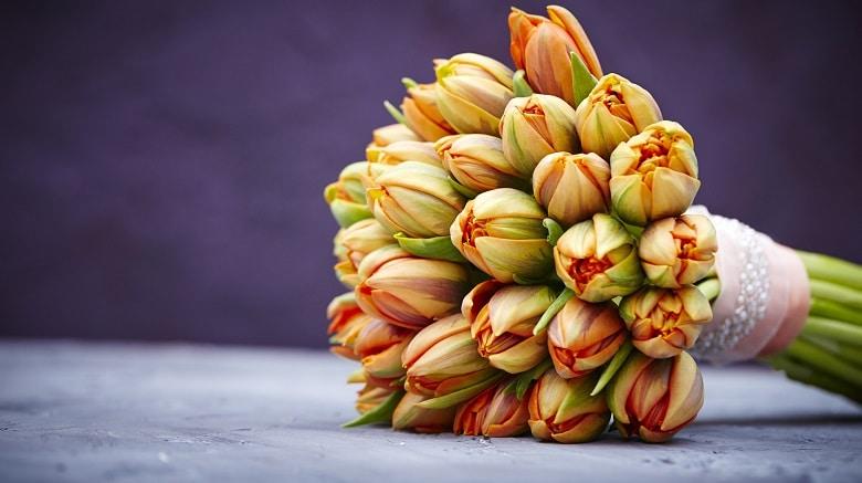 最高のギフト花束