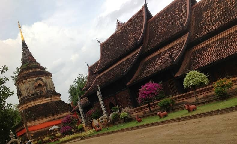 タイの旅あれこれ/タイ古式沙羅